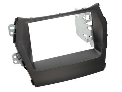 Incar (Intro) Переходная рамка Hyundai Santa Fe III 2012+ 2din (крепеж) Incar RHY-N41 (фото)