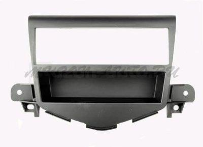 Incar (Intro) Переходная рамка Chevrolet Cruze 09+1DIN Intro RCV-N07 (фото)