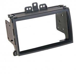 Incar (Intro) Переходная Рамка Hyundai i-20 2DIN (крепеж) black Intro RHY-N12 (фото)