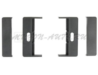 Incar (Intro) Боковые вставки 1DIN для Audi A3, A8, TT до 00 (Incar RAU4-00)