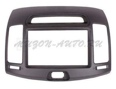 Incar (Intro) Переходная рамка Hyundai Elantra 07+ 2DIN Intro RHY-N09 (фото)