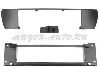 Incar (Intro) Переходная рамка BMW X3 (E83) 04+ 1DIN Incar RBW-X3 (фото)