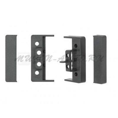 Incar (Intro) Боковые вставки Incar RAU6-D04 Audi A6 97-04 1DIN