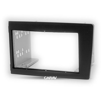 Carav Carav 11-587 | 2DIN переходная рамка Volvo S60 2000-2004, V70, XC70 2001-2004 (фото)
