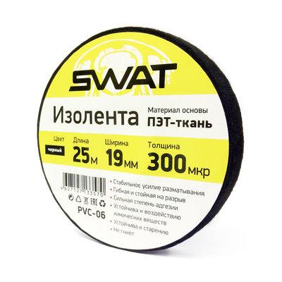 SWAT Изолента ПЭТ-ткань SWAT PVC-06