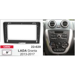 """Carav Carav 22-620   9"""" переходная рамка Lada Granta 2013-2017"""