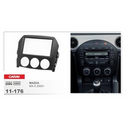 Carav Carav 11-176   2DIN переходная рамка Mazda MX-5, Miata 2005-2015