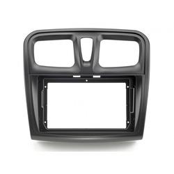 "Incar (Intro) Incar RFR-FC246   9"" переходная рамка Renault Logan 2013+, Sandero 2012+"