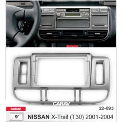 "Carav Carav 22-093   9"" переходная рамка Nissan X-Trail (T30) 2001-2004"