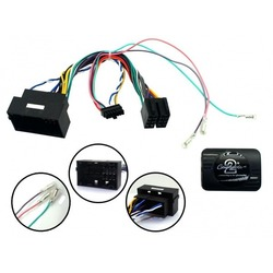 Connects2 Connects2 CTSJP003.2 - Адаптер кнопок на руле для автомобиля Jeep Renegade
