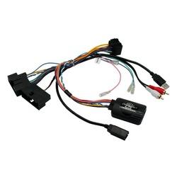 Connects2 Connects2 CTSFO018.2 - адаптер кнопок руля для автомобилей Ford Ranger 2015, Ford Everest 2015, Ford Transit 2015 (Для Transit не предусмотрено сохранения USB/AUX).